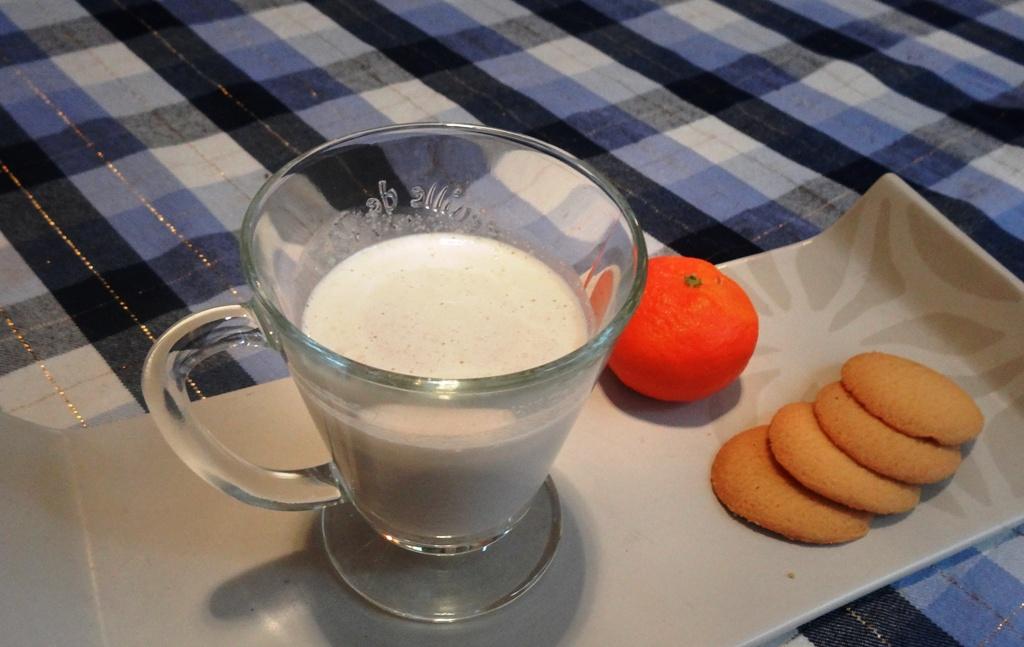 lait amandes