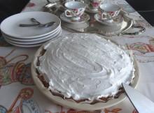 rhubarbe tarte